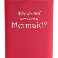 "Barbuzzo 'Why Am I Not a Mermaid?"" Flask 