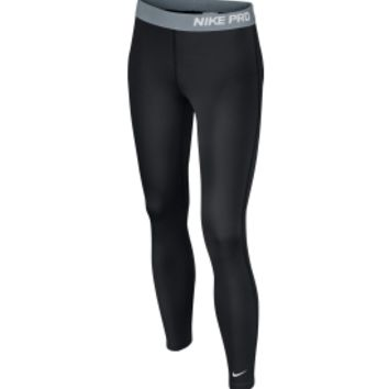 Nike Girls' Pro Hyperwarm Compression 3.0 Tights   DICK'S Sporting Goods