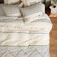 Nomad Duvet by Anthropologie Neutral