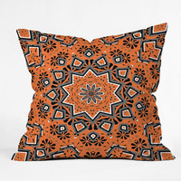 DENY Designs Home Accessories | Lisa Argyropoulos Retroscopic In Sunset Throw Pillow
