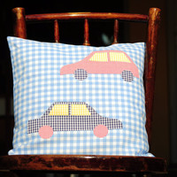 Cars pillow case for kids
