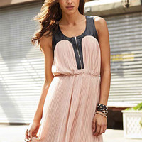 Nicki Pleated Dress