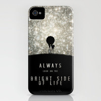 Always Look on the Bright Side of Life iPhone Case by Belle13 | Society6
