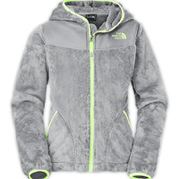 Shop The North Face® Girls' Oso Hoodie   Free Shipping
