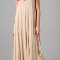 Rachel Pally Dove Full Maxi Dress