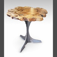 Salvaged banyan tree table - Farm tables - Furniture
