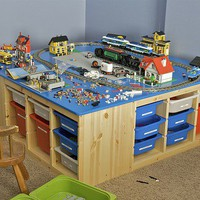 for the J Man / Insane Lego table