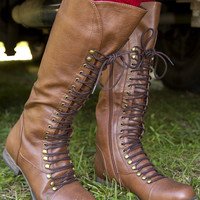 From A Country Mile Boots: Brown