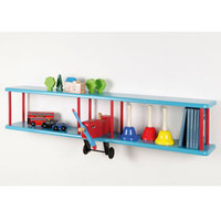 Bi-Plane Wall Shelf - As featured by Mail on Sunday