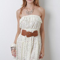 Twirling Daisy Dress
