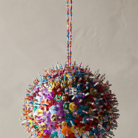 Sparked Sequin Ornament by Anthropologie