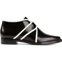 Kenzo slip on derby shoes