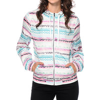 Empyre Carmen Pastel Tribal Windbreaker Jacket