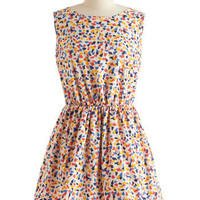Primary and Proper Dress | Mod Retro Vintage Dresses | ModCloth.com