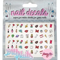DIY Nails 'Nancy Mc' Nail Decals (Nordstrom Exclusive)