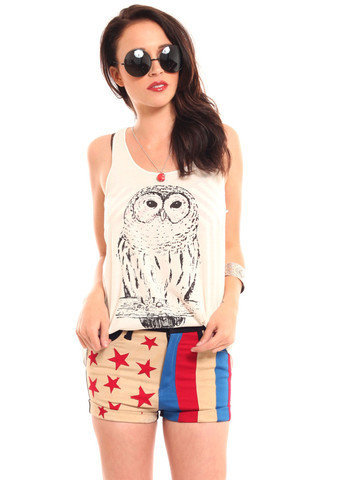 GYPSY WARRIOR - Night Owl Tank