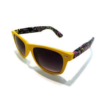 Purple Marbled Yellow-faced Wayfarers