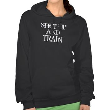 Fitness Motivation: Shut UP and Train