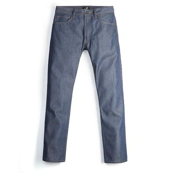 Mens Jeans - Made in USA - Farm Selvedge Raw | Todd Shelton