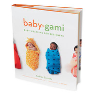 BABY-GAMI: BABY WRAPPING FOR BEGINNERS | Babygami, Babies Blanket Wraps, Swaddling, New Parents Gift, Baby Shower | UncommonGoods