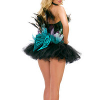 Sexy Peacock Costume