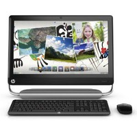 Amazon.com: HP TouchSmart 520-1020 Desktop Computer - Black: Computers & Accessories