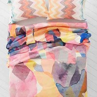 Joanna Goss For DENY Hot Springs Duvet Cover- Multi