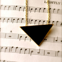 Dark Trinity Necklace