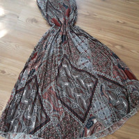 Handmade   - Dress - Maxi Skirt - Dress