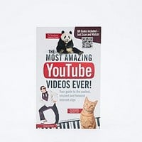 The Most Amazing YouTube Videos Ever Book - Urban Outfitters