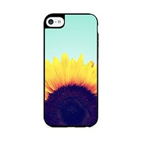 Vintage Sunflower - iPhone 6 Black Case (C) Andre Gift Shop