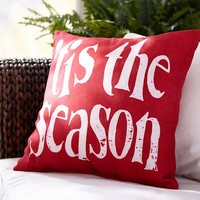 Tis the Season Indoor/Outdoor Pillow