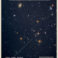 The Universe Art Print | Print Shop