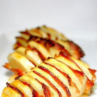 Bacon Potatoes- brilliant!