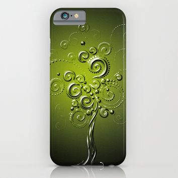 Tree of Elegance iPhone & iPod Case by Texnotropio