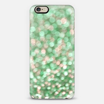 Holiday Cheer - Mint iPhone 6 case by Lisa Argyropoulos | Casetify