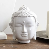 Tranquility Decorative Buddha Head