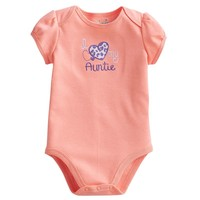 Jumping Beans I Love My Auntie Bodysuit