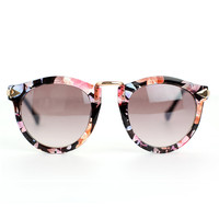 Chicwish Multi-Color Sunglasses with Metal Detail - New Arrivals - Retro, Indie and Unique Fashion
