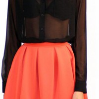 Romy Skirt - Artsycloset