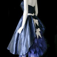 ALEXANDRA SAREH 1950s VINTAGE STYLE EVENING / PROM / BRIDESMAID DRESS by AlexandraSareh on Sense of Fashion