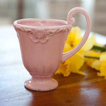 vintage tea party tea cup by the orchard | notonthehighstreet.com