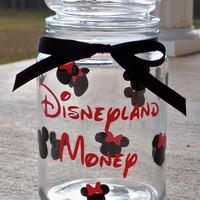 Personalized Disney Money Jar