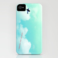 Let's Fly Away  iPhone Case by RDelean | Society6