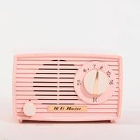 Beautiful Little Pink Vacuum Tube AM Radio