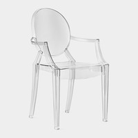 Louis Ghost Armchair | MoMA
