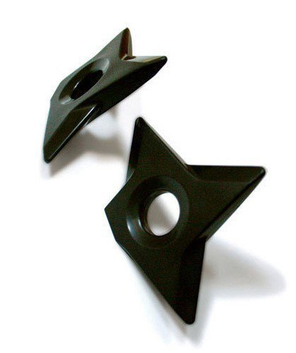 INFMETRY:: Ninja Shuriken Magnets - Kitchen - Home&Decor