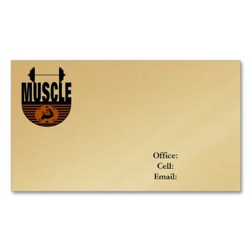 """Fitness Business, 3.5"""" x 2.0"""", 100 pack"""