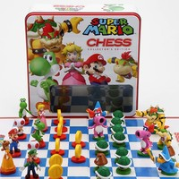 Super Mario Chess Game- Assorted One