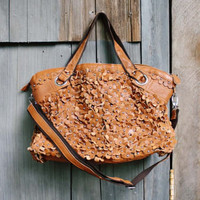Willow Leather Tote, Sweet Bohemian Totes & Bags
